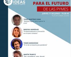 Foro: Ideas para el futuro de las Pymes