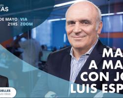 Mano a mano con José Luis Espert