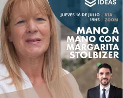 Mano a mano con Margarita Stolbizer