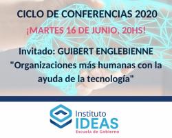 Conferencia: Guibert Englebienne