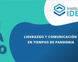 Seminario: Liderazgo y Comunicación en tiempos de pandemia