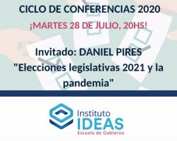 Conferencia: Daniel Pires