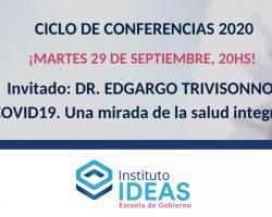 Conferencia: Dr. Edgardo Trivisonno