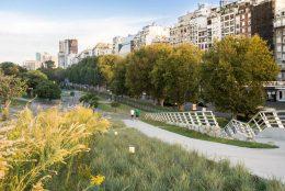 Los espacios públicos verdes de la Ciudad de Buenos Aires