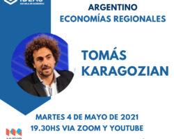 Conferencia: Tomás Karagozian