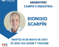 Conferencia: Dionisio Scarpin