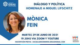 Conferencia: Mónica Fein