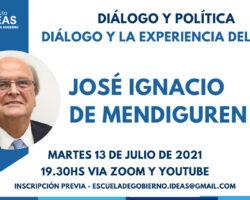 Conferencia: José Ignacio de Mendiguren