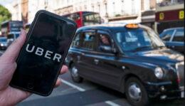 """De """"socios conductores"""" a trabajadores: el fallo contra UBER en el Reino Unido."""