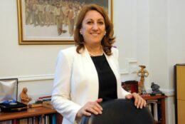 Mónica Fein homenajeó a Miguel Lifschitz la Escuela de Gobierno 2021
