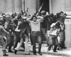 Transiciones y militares en la política en Brasil, Chile y Argentina