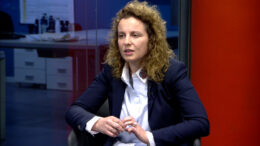 Maia Volcovinsky dió una charla en la Escuela de Gobierno 2021