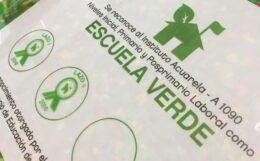 Programa escuelas verdes en la Ciudad Autónoma de Buenos Aires